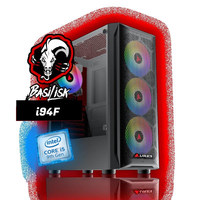 PC AURES BASILISK I94F *NEW