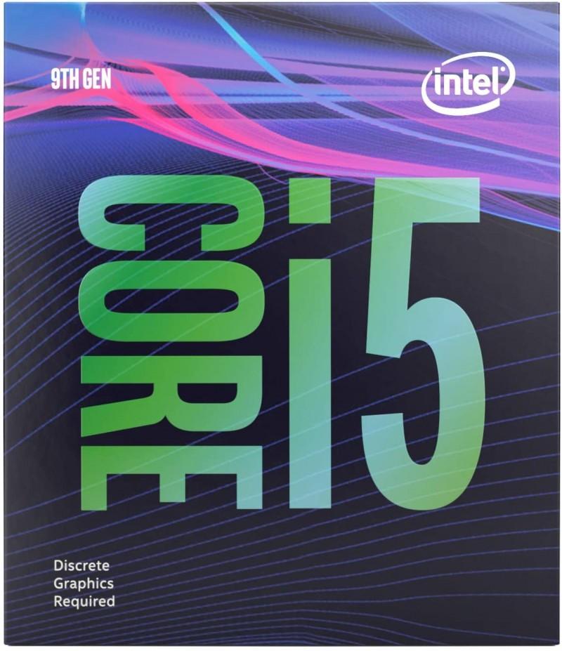 CPU INTEL CORE I5-9400F 2.90GHZ BOX 9E GENERATION