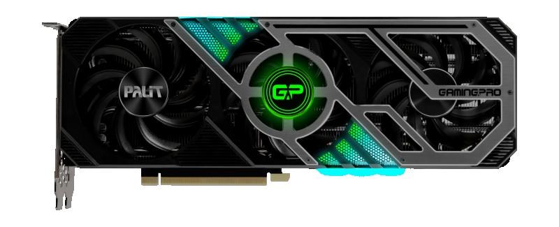 GPU NVIDIA PALIT RTX 3070TI 8GB GAMING PRO