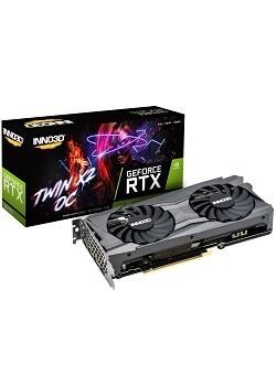 GPU NVIDIA INNO3D RTX 3070 8GB TWIN X2 OC EDITION