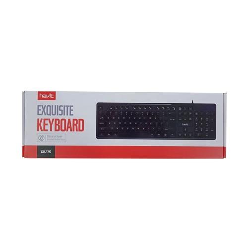 KEYBOARD HAVIT KB275