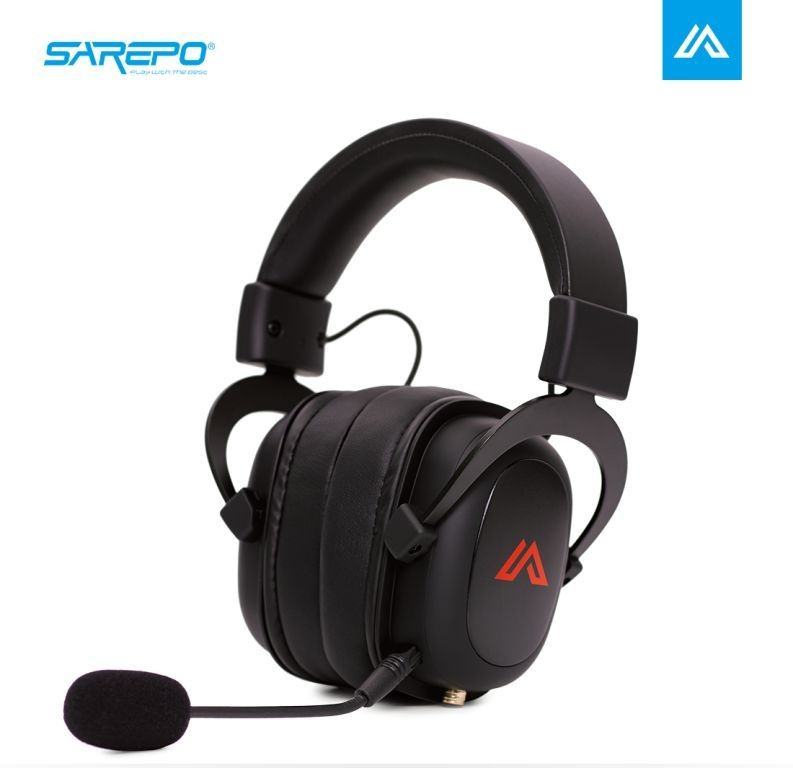 HEADSET SAREPO GH50 7.1