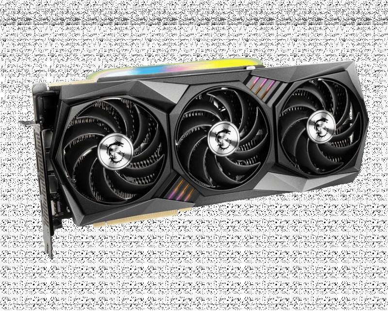 GPU NVIDIA RTX 3090 MSI GAMING X TRIO 24GB