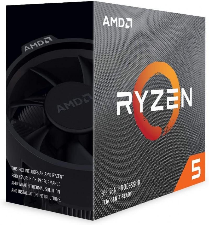 CPU AMD AM4 RYZEN 5 3600 4.20 GHZ BOX MPC