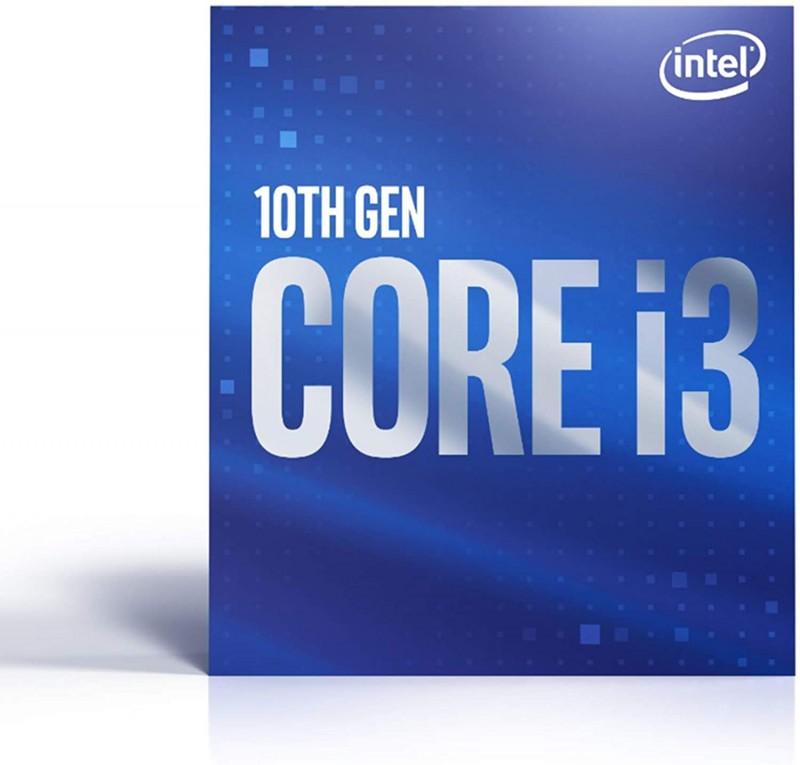 CPU INTEL CORE I3-10100F 3.6HZ 10EME GEN