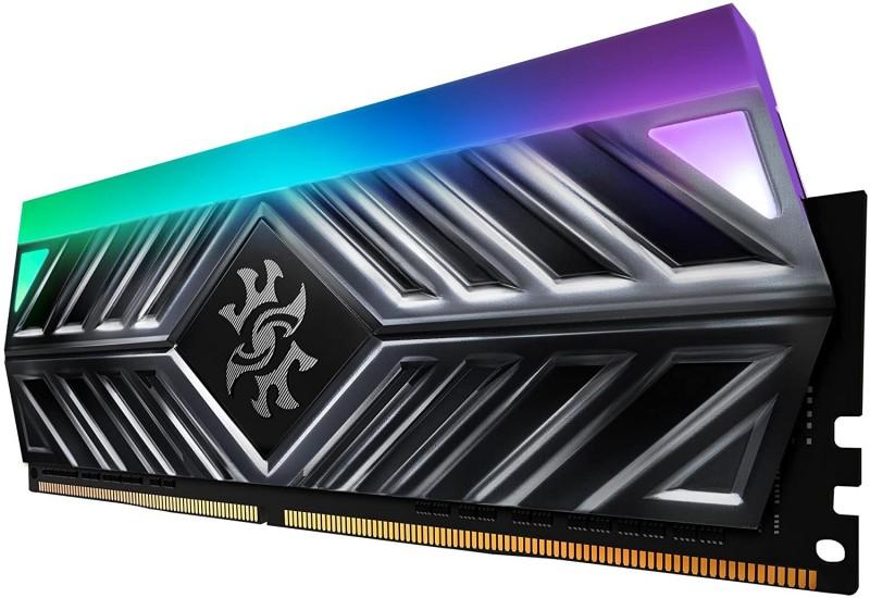 RAM 8GO ADATA SPECTRIX D41 R/BL/G RGB 3200MHZ