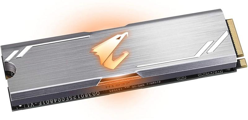 SSD GIGABYTE AORUS 512GB M.2 NVME Gen3