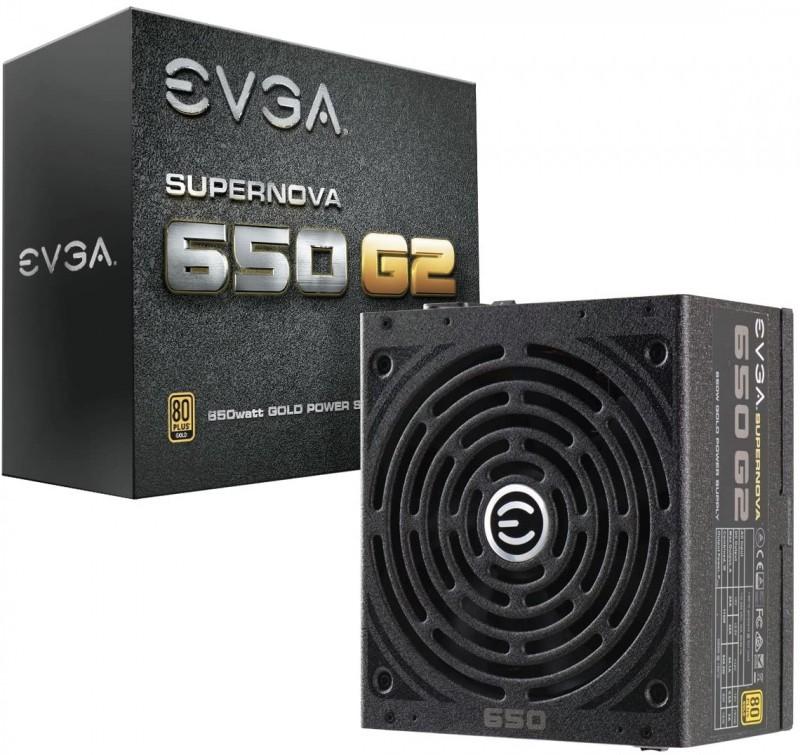 ALIMENTATION EVGA 650W SUPERNOVA MODULAR GOLD