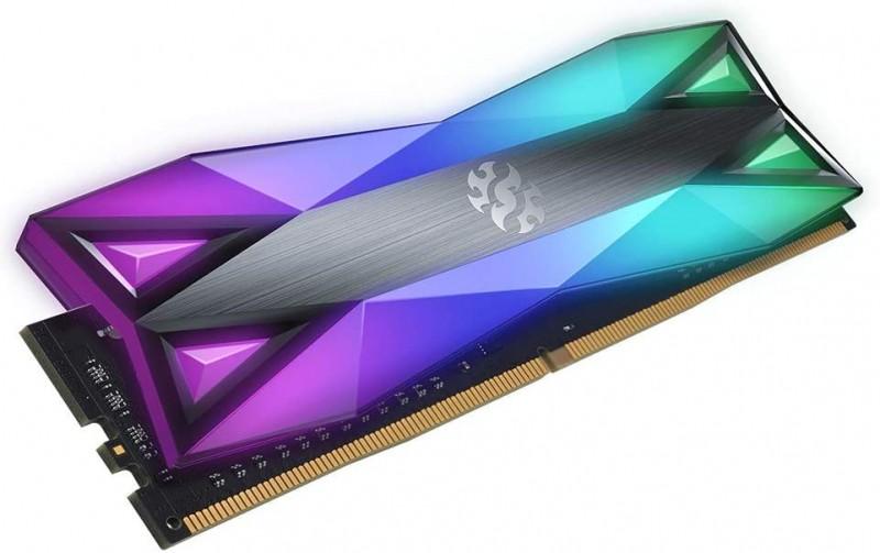 RAM 8GO ADATA SPECTRIX D60G TUNGSTEN 3600MHZ