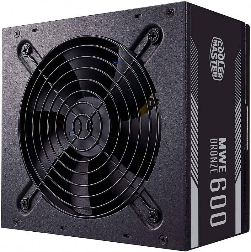 POWERSUPPLY COOLERMASTER MWE V2 600W 80+BRONZE