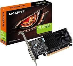 GPU NVIDIA GT1030 GIGABYTE LP