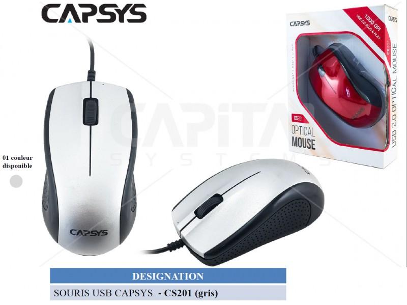 MOUSE CAPSYS CS201
