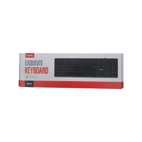 KEYBOARD HAVIT KB276