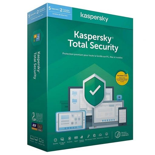 ANTIVIRUS KASPERSKY INTERNET SECURITY 5PC 2USER