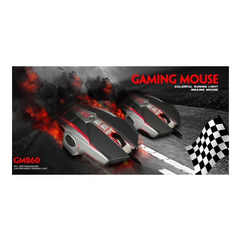 MOUSE JEDEL GM860
