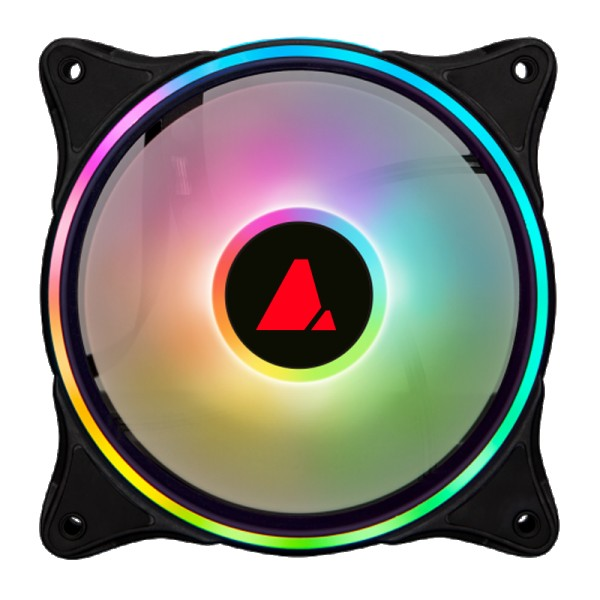 FAN AURES RGB 120MM RAINBOW RGB