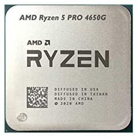 CPU AMD RYERN 5 4650G 3.7GHz