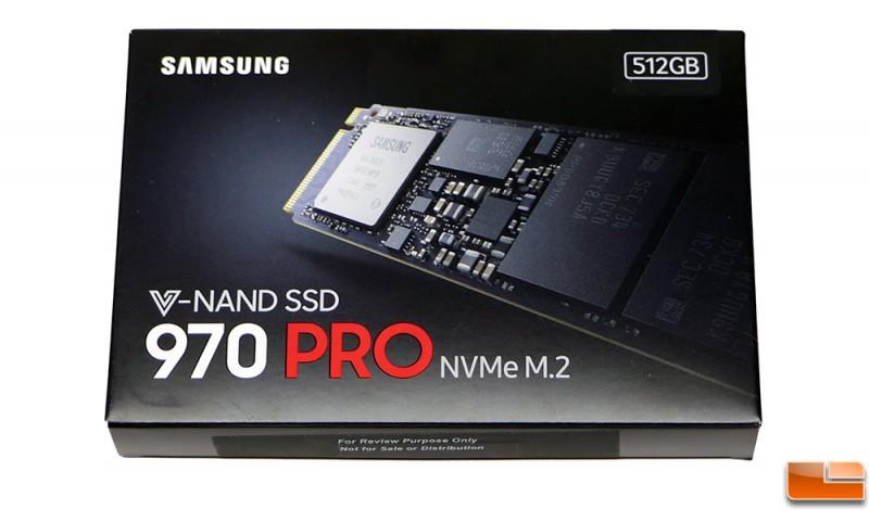 SSD M.2 SAMSUNG PRO 970 512GB NVME