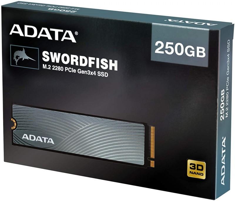 SSD ADATA M.2 250GB SWORDFISH