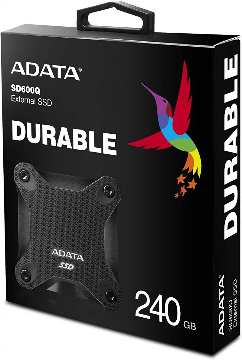 SSD EXTERNE ADATA SD600Q 240GB